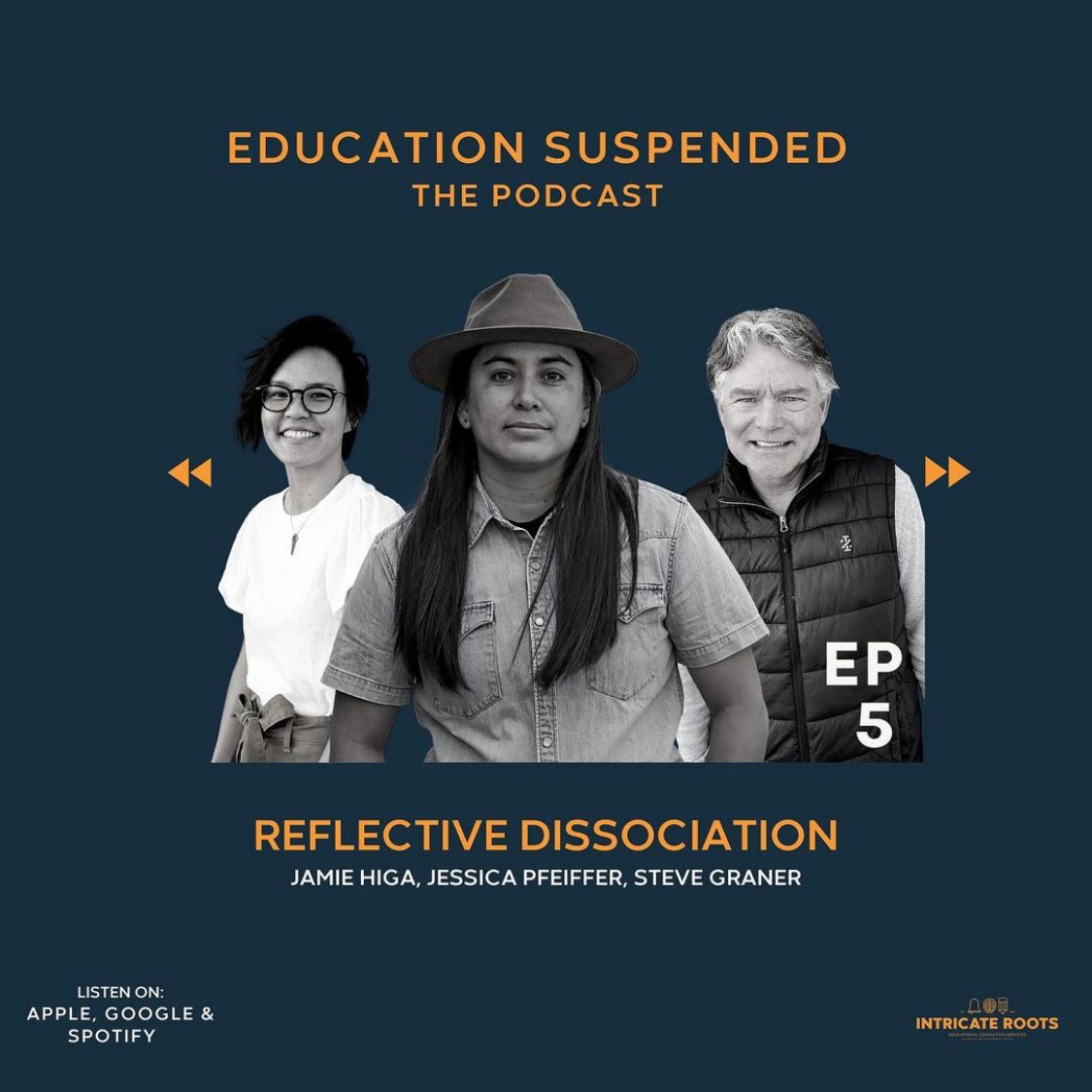 Episode 5: Reflective Dissociation